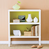 Painted-bookshelf-de