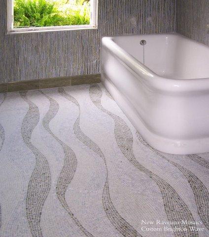 Tile-as water