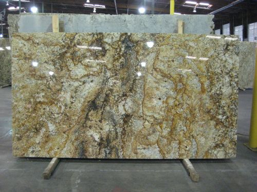 Honey granite artisan granite