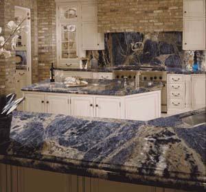 Exotic-granite